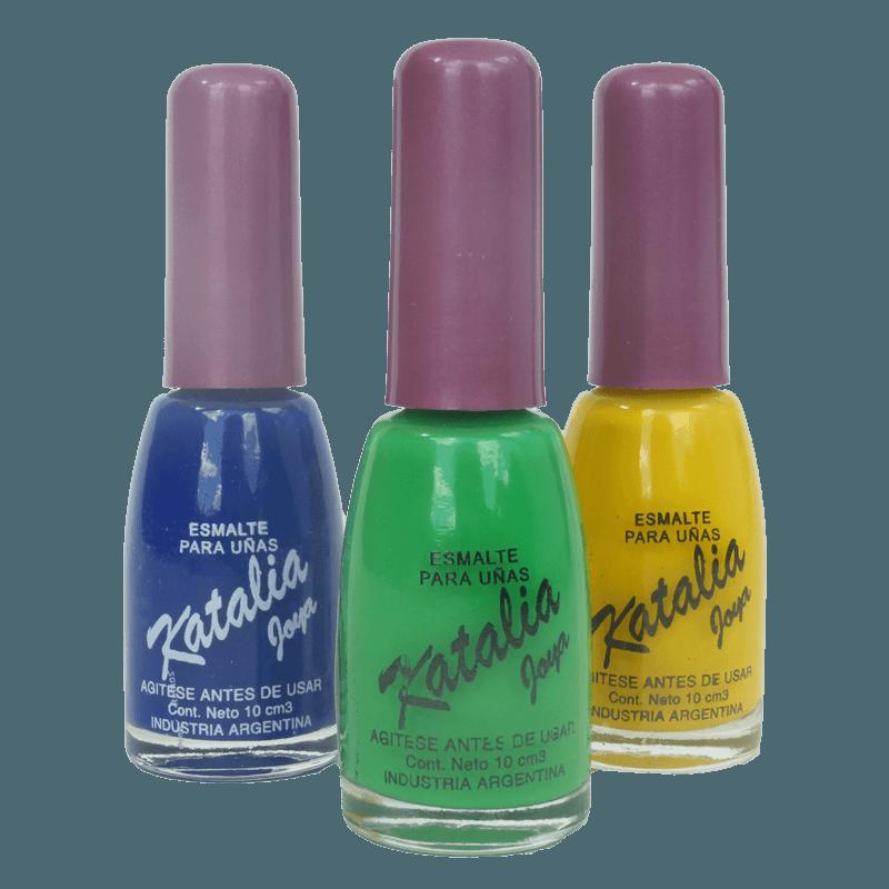 Esmalte para uñas Cremoso Especial Katalia - Zeva Cosmetics