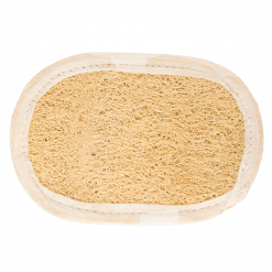 Esponja manopla vegetal